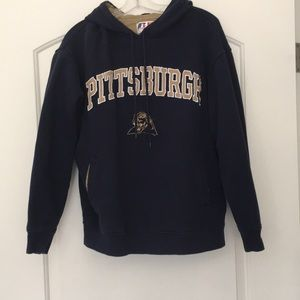 Russell Athletic Tops - Pittsburgh Panther Hoodie